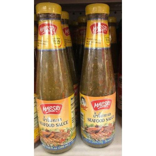 Maesri Seafood Sauce 290ml Best Before 06/19