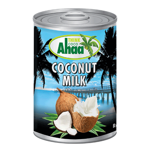 Ahaa Coconut Milk 400ml