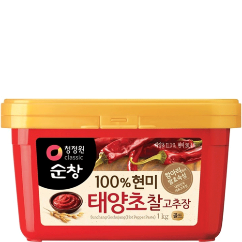 Daesang Red Pepper Paste (Korean Gochujang) 500g