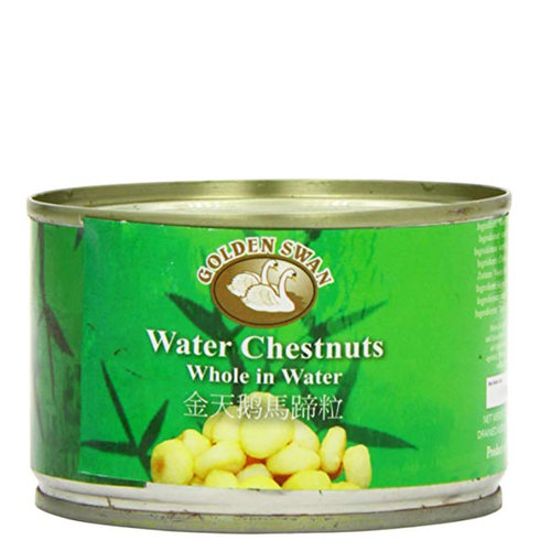 Golden Swan Water Chestnuts - Whole 227g