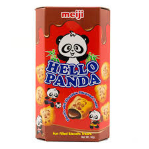 Meiji Hello Panda- Chocolate 50g