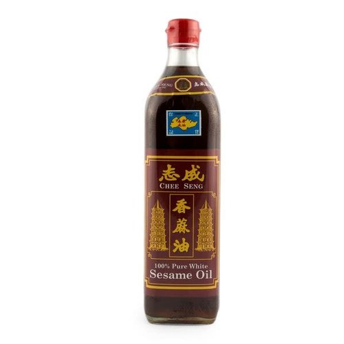 Chee Seng Pure Sesame Oil 750ml