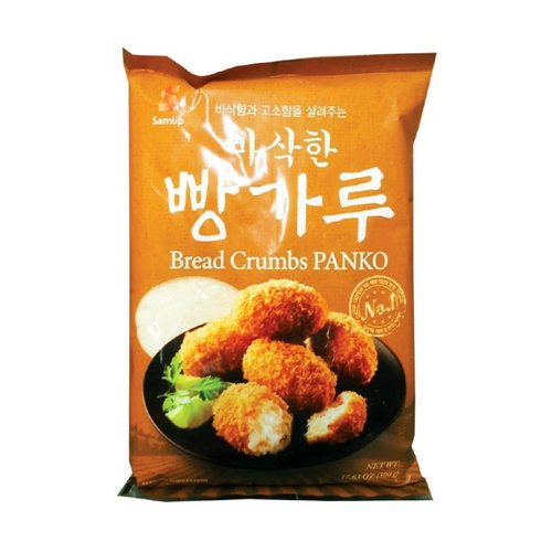 Samlip Bread Crumbs Panko 200g Best Before 08/18