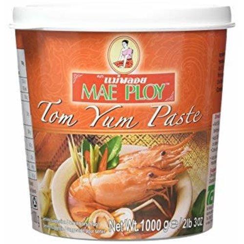 Mae Ploy Tom Yum Paste 1kg Best Before 04/19