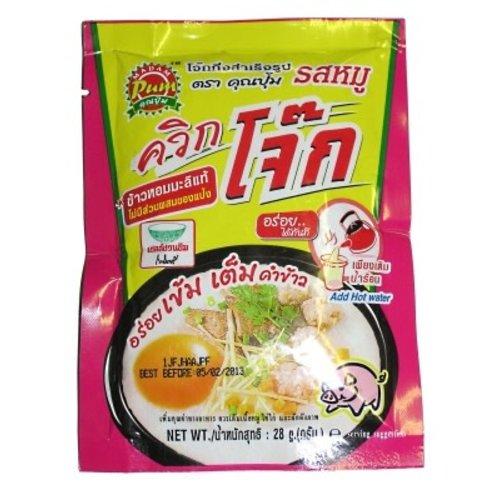 Madam Pum Rice Porridge - Pork 28g Best Before 08/18