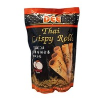 Dee Thai Crispy Rolls - Original Coconut 150g