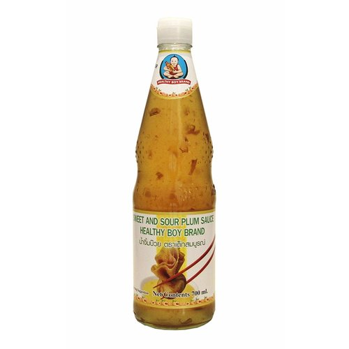 Healthy Boy Sweet & Sour Plum Sauce 800g