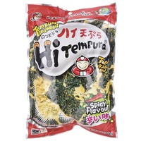 Tao Kae Noi Tempura Seaweed - Spicy Flavour 40g Best Before 12/19 SPECIAL OFFER