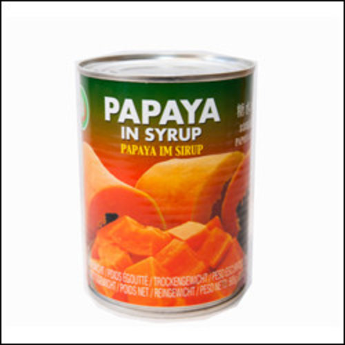 X.O Papaya Chunks in Syrup 565g Best Before 11/19