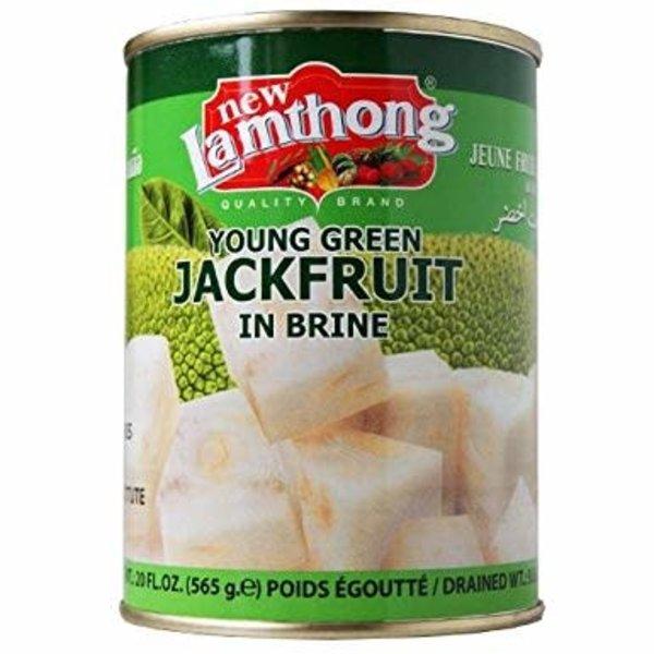 Lamthong Young Green Jackfruit in Brine 565g