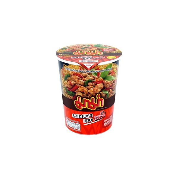 Mama Noodle Cup - Pad Kra Pao 60g