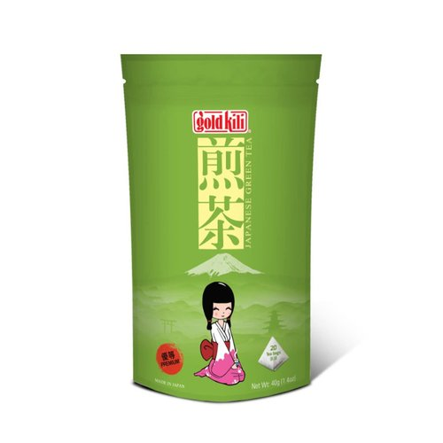 Gold Kili Japanese Green Tea (Sencha) 40g