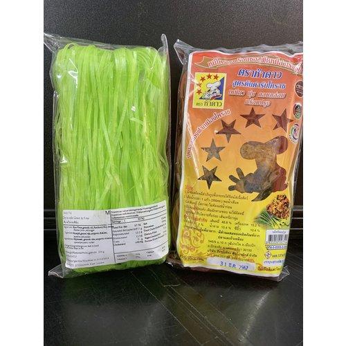 5 Stars Korat Green Noodle  230g