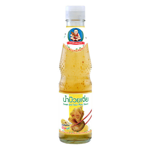 Healthy Boy Sweet & Sour Plum Sauce 300ml