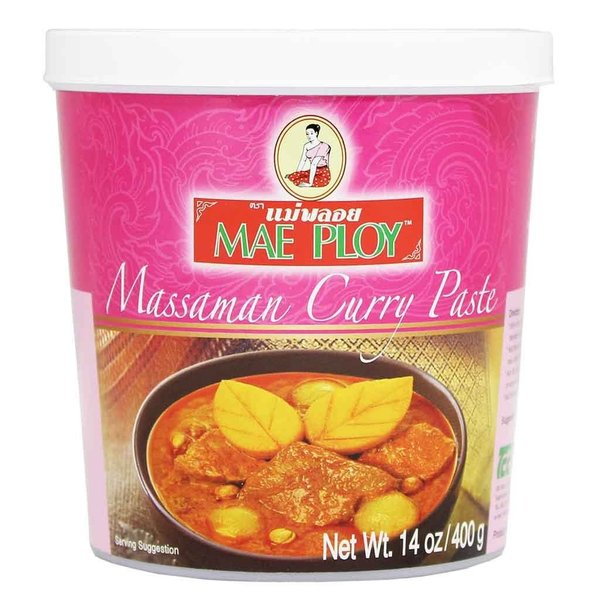 Mae Ploy Massaman Curry Paste 400g (Best Before 01/19)
