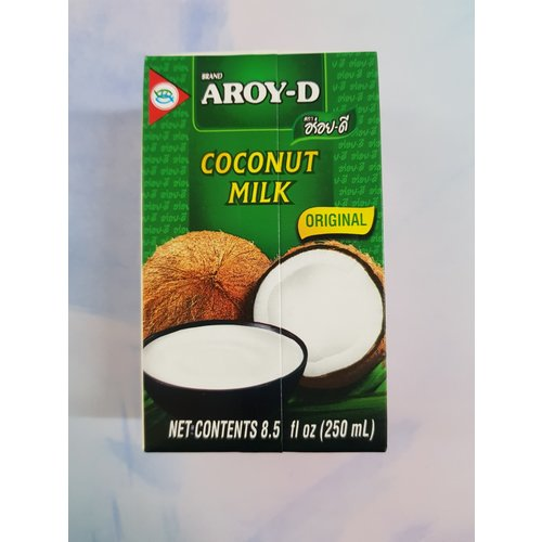 Aroy D Coconut Milk 250ml