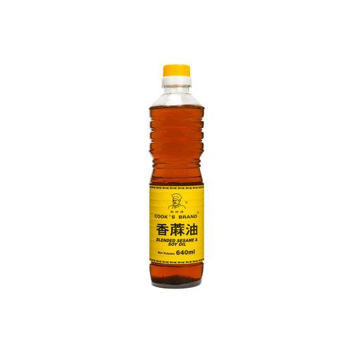 Cooks Brand Sesame Oil Blend 640ml