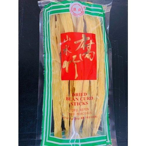 Jin Shin Foods Dried Bean Curd Sticks