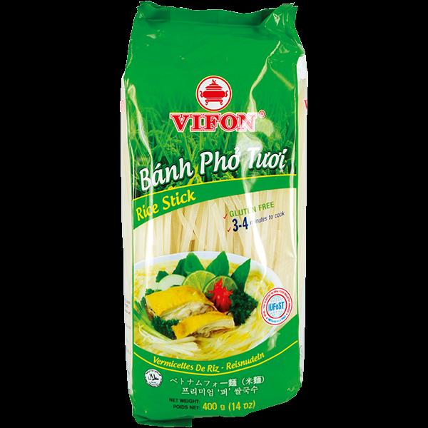 Longdan Vifon Rice Noodle 400g GLUTEN FREE