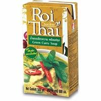Roi Thai Green Curry Soup 500ml