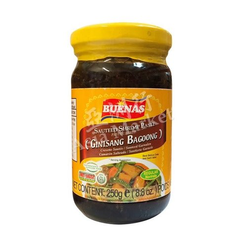 Ginisang Bagoong sauteed shrimp paste 230g best before 05/2018