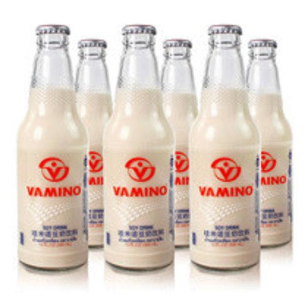 Vamino Soy Drink 300ml x6 bottles best before 06/2018