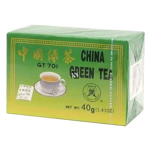 Butterfly Brand China Green Tea 40g