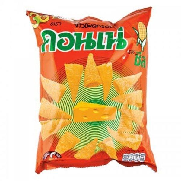 Cornae American Corn Chip - Cheese 56g
