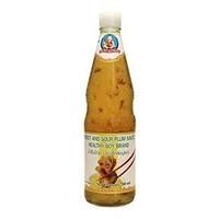 Healthy Boy Plum Sauce 700ml Best Before 10/19