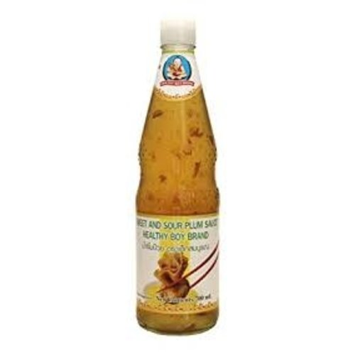 Healthy Boy Plum Sauce 700ml Best Before 10/19