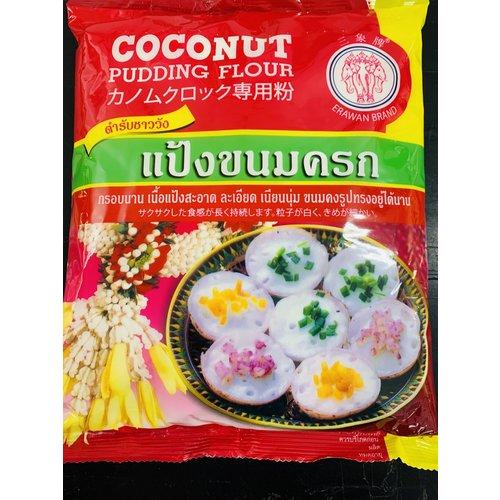 Erawan Coconut Pudding Flour / Khanom Krok 1060g