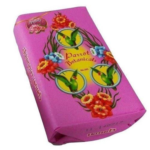 Parrot Botanical Soap Parrot Botanicals 105g Pink