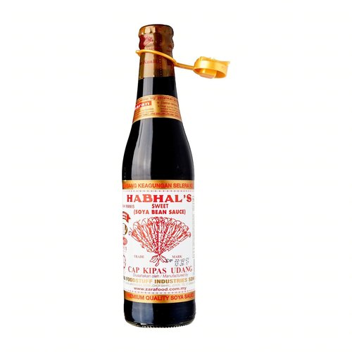 Habhal's Kicap Lemak Manis 645ml / Sweet Soya Been Sauce