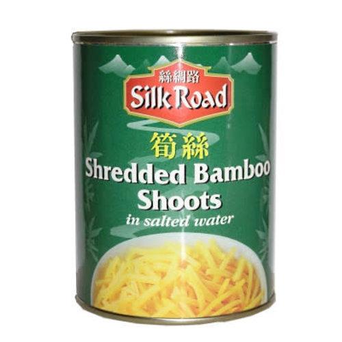 Silk Road Bamboo Shoots Shredded 560g