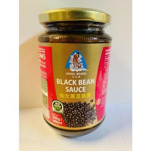 Angel Brand Black Bean Sauce 340g
