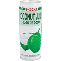 FOCO Coconut Juice 520ml