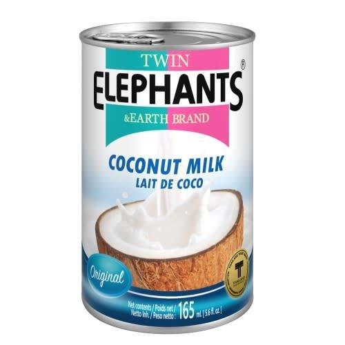 Twin Elephant Coconut Milk 165ml