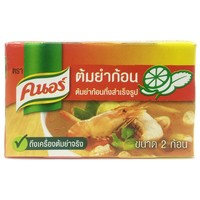 Knorr Broth Cube - Shrimp Tom Yum 24g