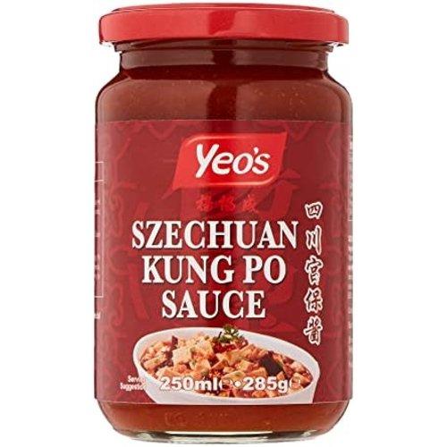 Yeo's Szechuan Kung Po Sauce 285g