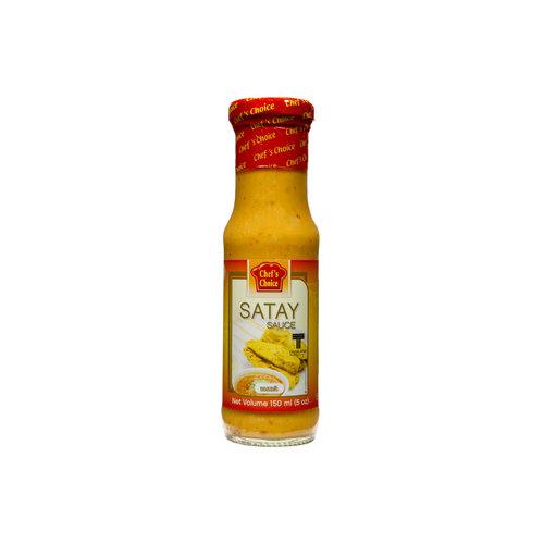 Chefs Choice Satay Sauce 150ml