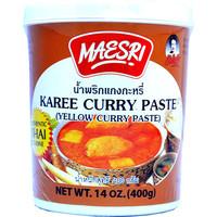 Maesri Yellow Curry 400g