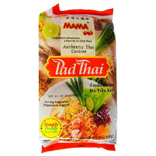 Mama Pad Thai Stir Fry Noodles 150g