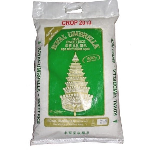 Royal Umbrella Thai Glutinous Rice 10kg