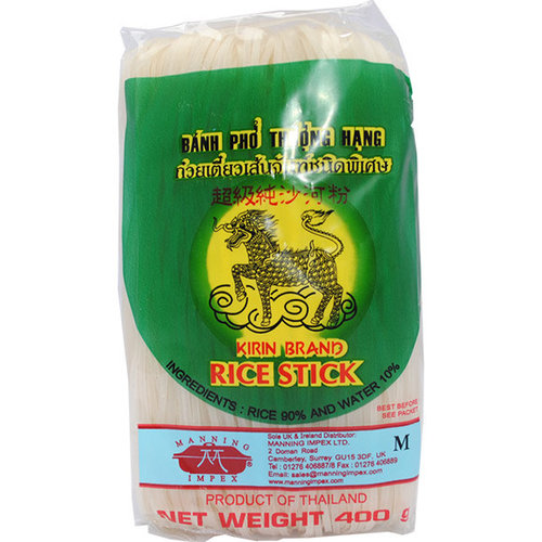 Kirin Rice Stick 3mm (M) 400g