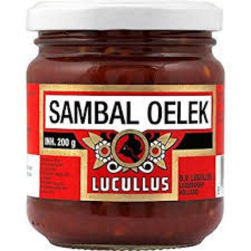 Lucullus Sambal Oelek 200g
