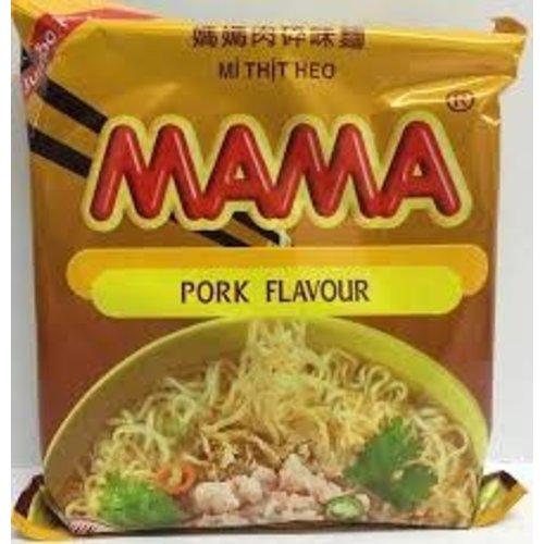 Mama Instant Noodles - Pork  60g