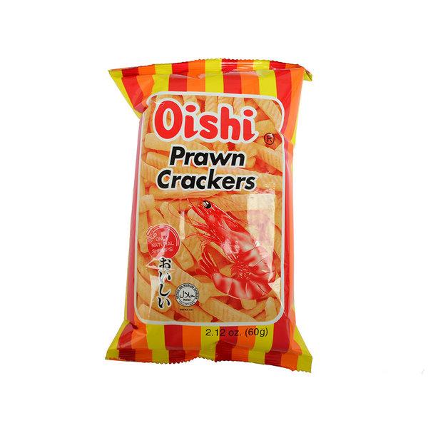Oishi Prawn Crackers 60g