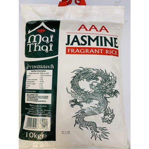 Mai Thai Jasmine Rice 10kg