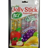 Ozy Brand Jelly Stick Assorted 240g