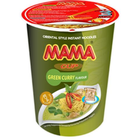 Mama Noodle Cup Green Curry 70g
